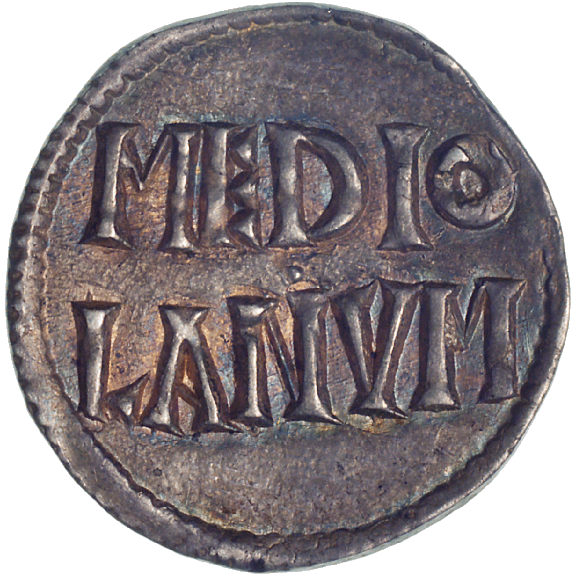 Frankish Empire, Louis the Pious, Denarius (Pfennig) (reverse)