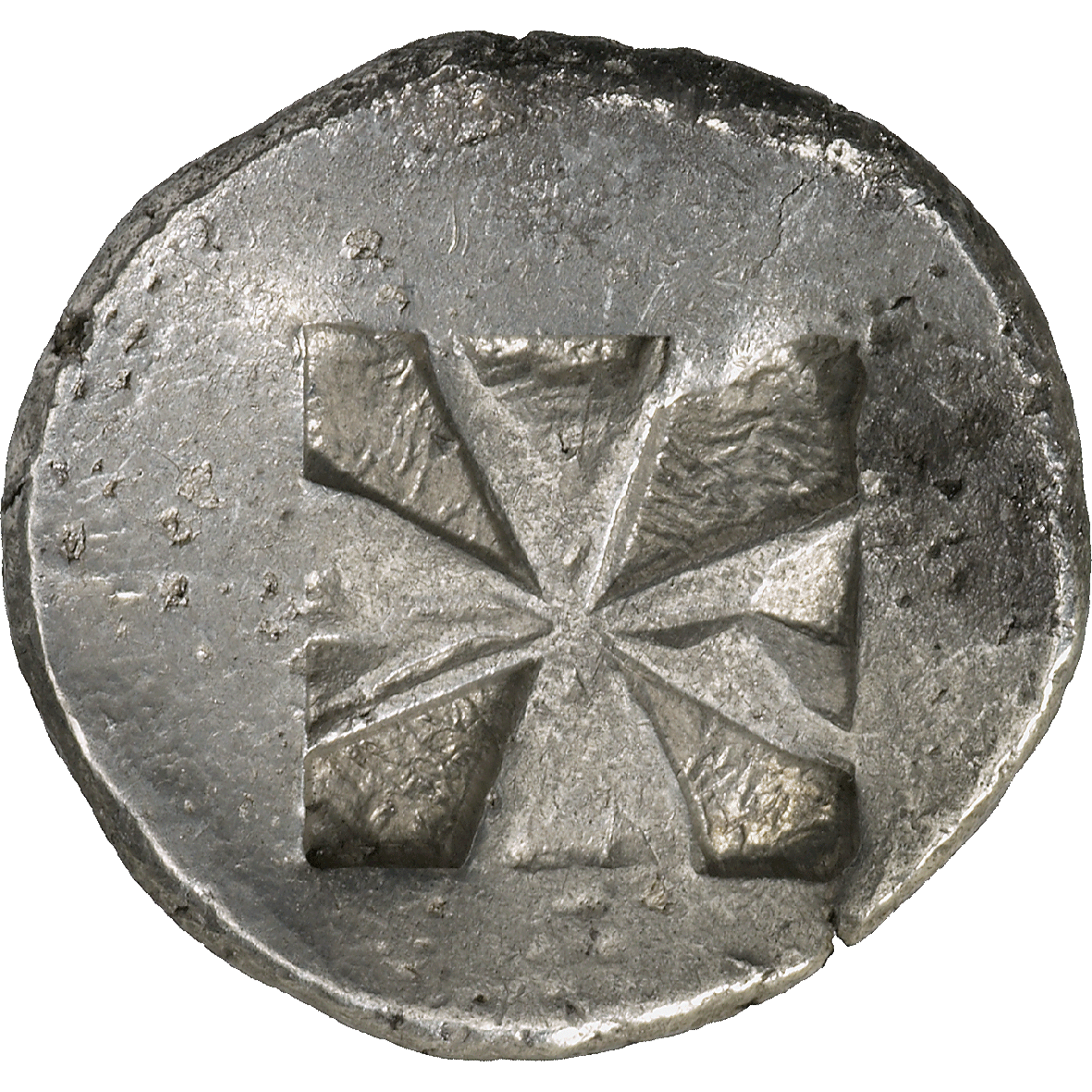 Sicily, Selinus, Stater or Didrachm? (reverse)