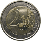 Republic of San Marino, 2 Euro 2007 (obverse)