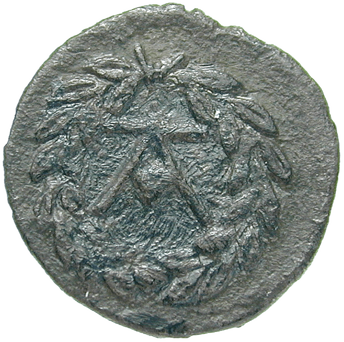 Sizilien, Sikeler, Tauromenion, Litra (reverse)