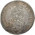 Holy Roman Empire, Archbishopric Salzburg, Johann Ernst of Thun and Hohenstein, 1/4 Taler 1694 (obverse)