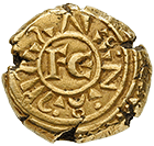 Holy Roman Empire, Frederick II of Hohenstaufen, multiple Tari (obverse)