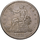 United States of America, Trade Dollar 1875 (obverse)