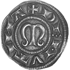 Holy Roman Empire, Republic of Modena, Grosso (obverse)