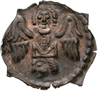 Holy Roman Empire, Bishopric of Basle, Bracteate (obverse)