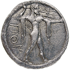 Southern Italy, Poseidonia, Stater (obverse)