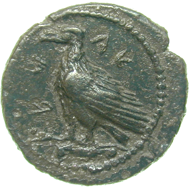 Sizilien, Akragas, Litra (obverse)