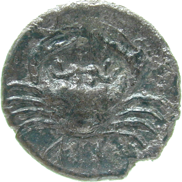Sizilien, Akragas, Litra (reverse)
