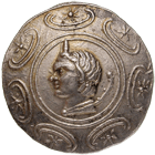 Kingdom of Macedonia, Antigonus II Gonatas, Tetradrachm (obverse)