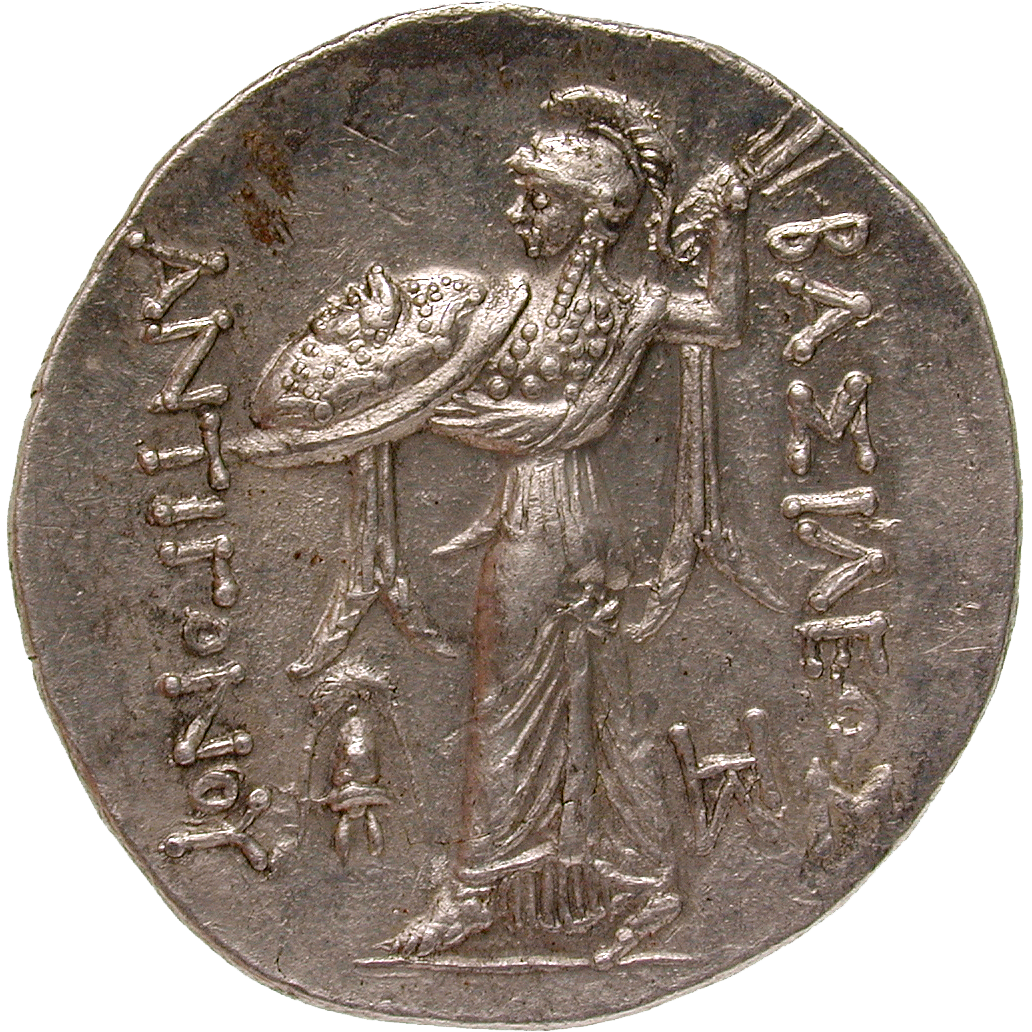 Kingdom of Macedonia, Antigonus II Gonatas, Tetradrachm (reverse)
