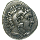 Kingdom of Macedon, Philip II, Didrachm (obverse)