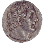 Kingdom of Egypt, Ptolemy II Philadelphus, Tetradrachm (obverse)
