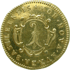 Republic of Basle, Gold Gulden (obverse)