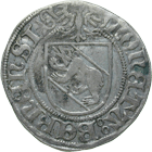 Holy Roman Empire, City of Berne, Batzen (obverse)