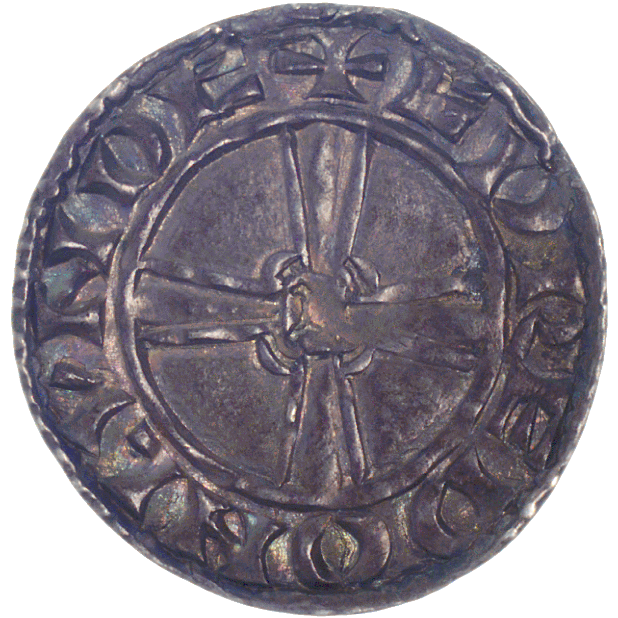 Kingdom of England, Edward the Confessor, Penny (reverse)