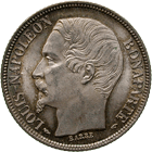 Republic of France, 1 Franc 1852 (obverse)