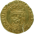 Kingdom of Scotland, James VI, Sword and Scepter Piece 1603 (obverse)