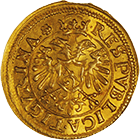 Holy Roman Empire, City of Zurich, 1/2 Crown (obverse)
