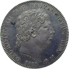 United Kingdom of Great Britain, George III, Crown 1818 (obverse)