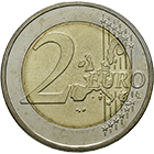Federal Republic of Germany, 2 Euro 2002 (obverse)